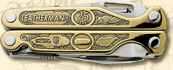 Leatherman Charge Gold