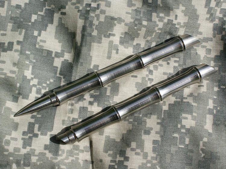 Титановая ручка Хитори от Дмитрия Стрельцова