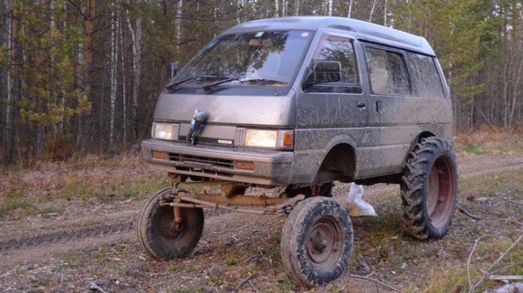 Автомобиль для охоты