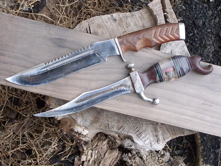 Нож из супер стали