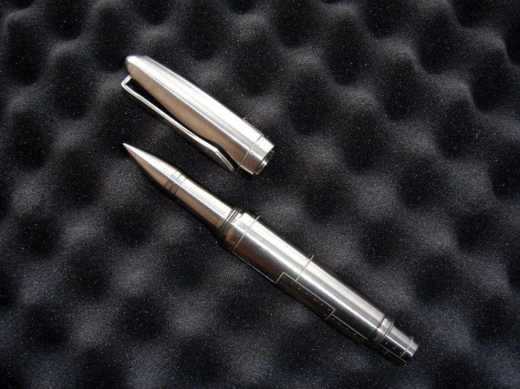 Титановая ручка от Streltsov P&A