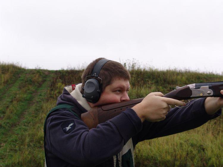 Соревнования по дуплетной стрельбе в честь Дня города